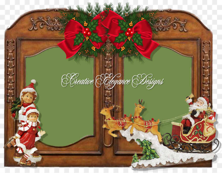 Picture Frames Christmas - just cause png download - 1220*944 - Free