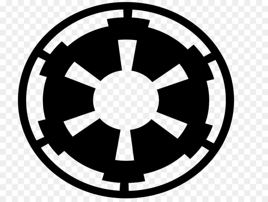 Galactic empire Star Wars Stormtrooper Logo - star war png download