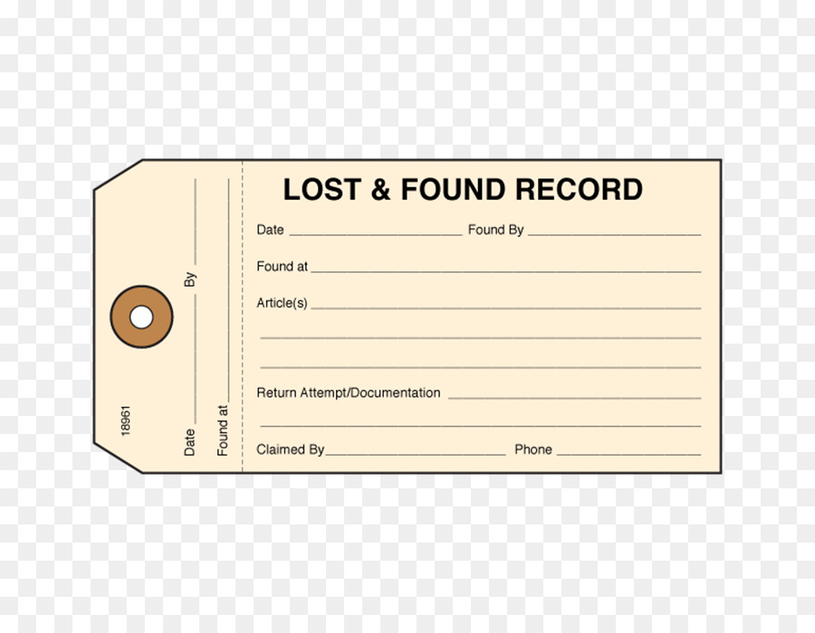 Lost and found Template Paper Printing - cv template png download