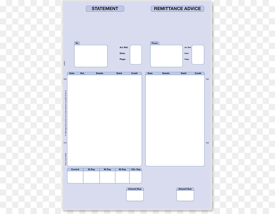 Remittance advice Sage Group Template Invoice Payment - bookkeeping