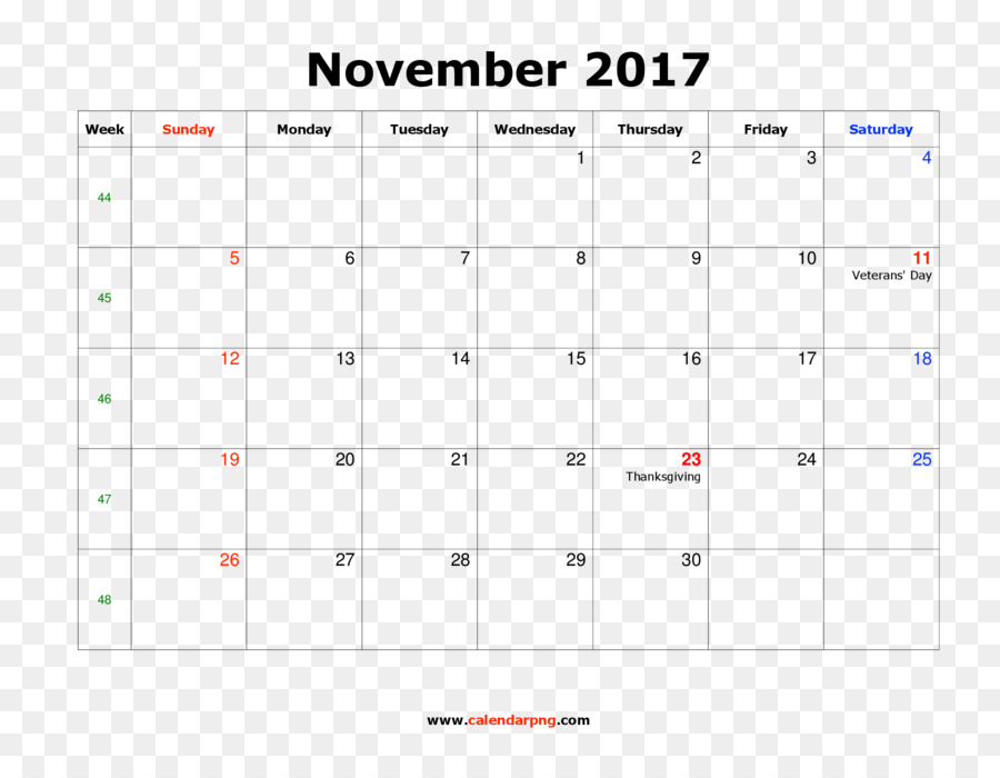 Calendar 0 1 Microsoft Word Template - Word png download - 2200*1700