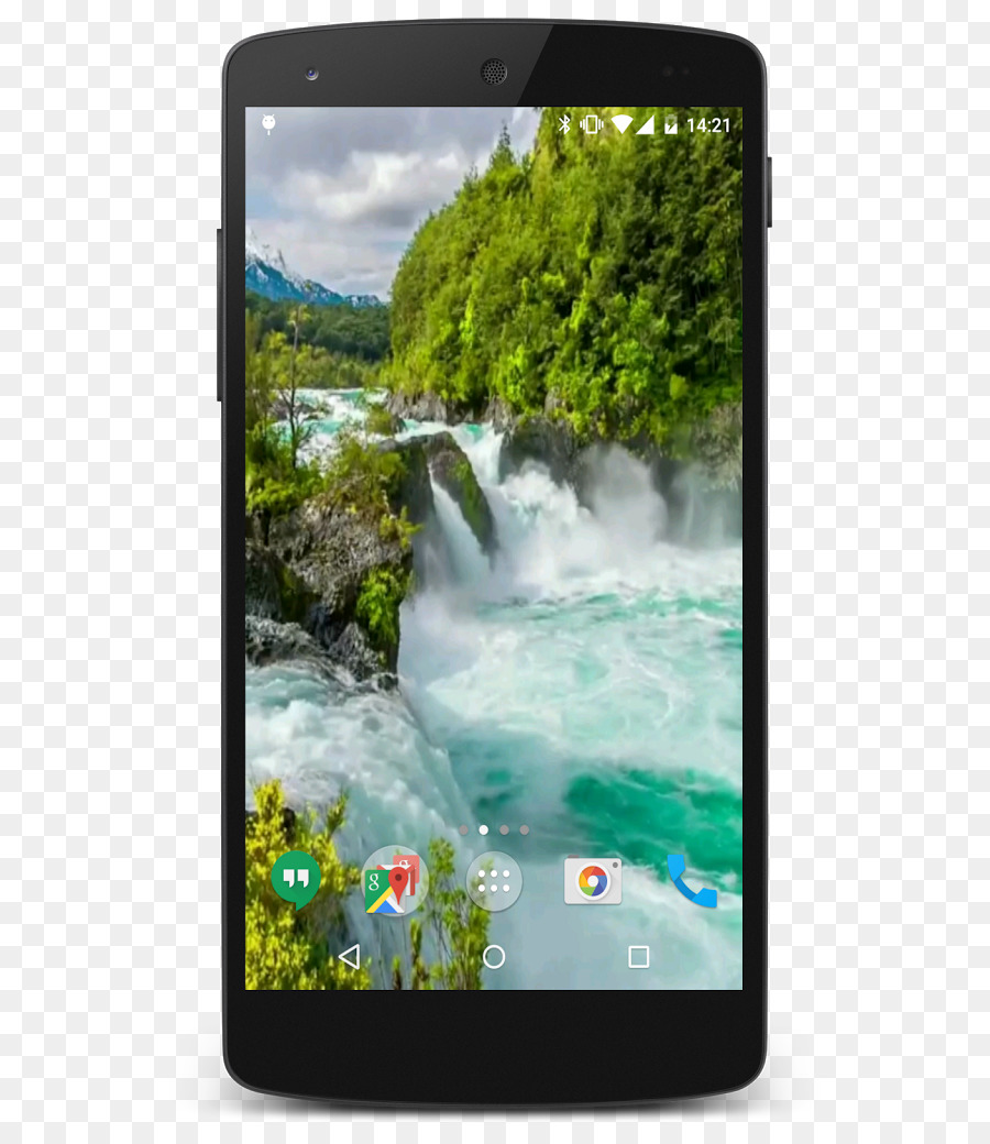 Desktop Wallpaper Waterfall live wallpaper Android Video - waterfall video png download - 707*1024 - Free Transparent Desktop Wallpaper png Download.