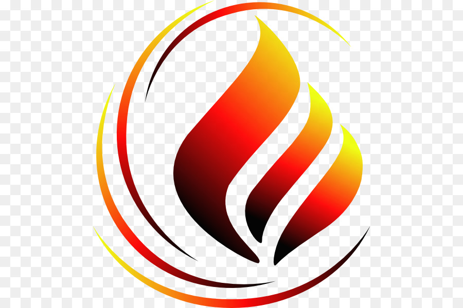 Flame Logo Clip art - flaming vector png download - 540*600 - Free - flame logo