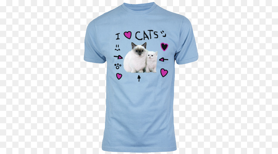 T-shirt Roblox Clothing Cat - shoes printing png download - 500*500