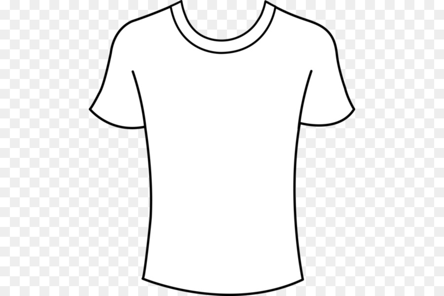 T-shirt Clip art - tshirt templates png download - 540*600 - Free