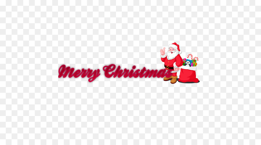 Santa Claus Christmas Eve Letter Template - merry christmas wordart