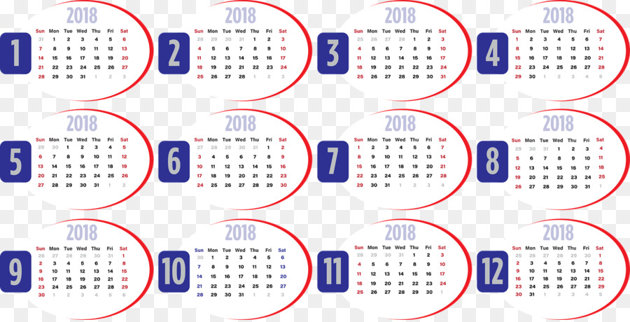 0 Calendar date Julian calendar Coptic calendar - 2018 Vector png