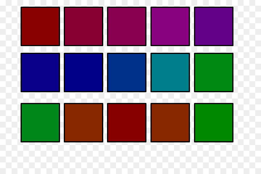 Pantone Color chart CMYK color model RAL colour standard - mixed