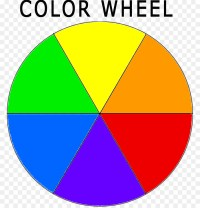 Color Wheel Game Primary color Color theory - bags ...