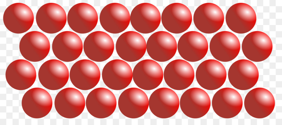 Solid State of matter Molecule Particle Liquid - red particles png