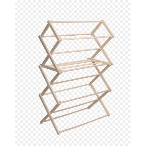 Medium Crop Of Wooden Clothes Drying Rack
