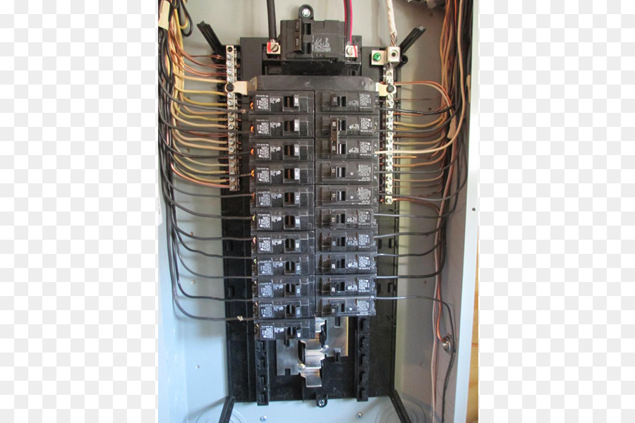 Distribution board Electrical Wires  Cable Circuit breaker Wiring