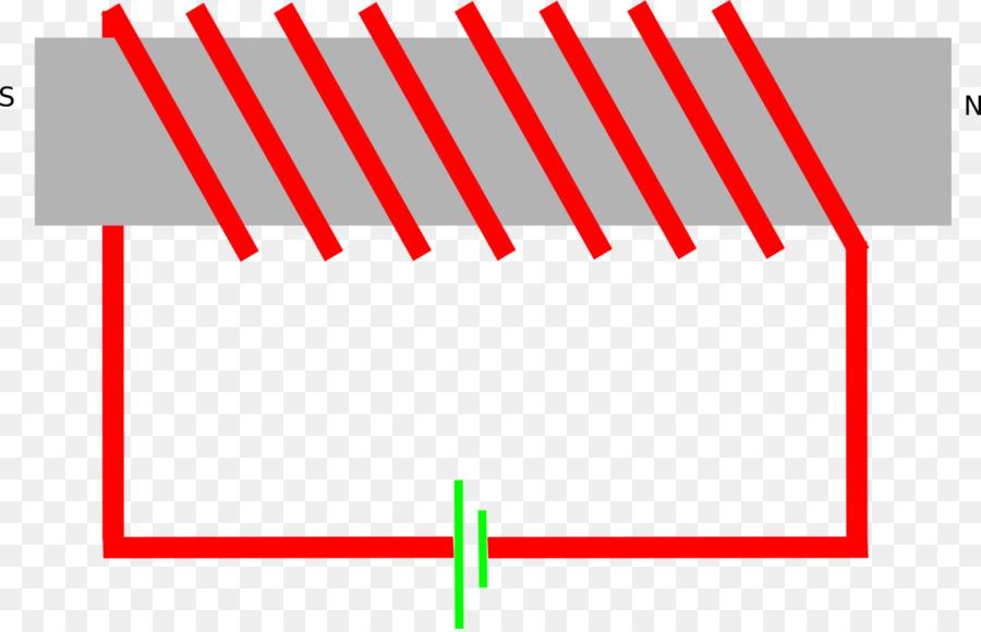 Wiring diagram Electromagnet Circuit diagram Drawing - chinese wind
