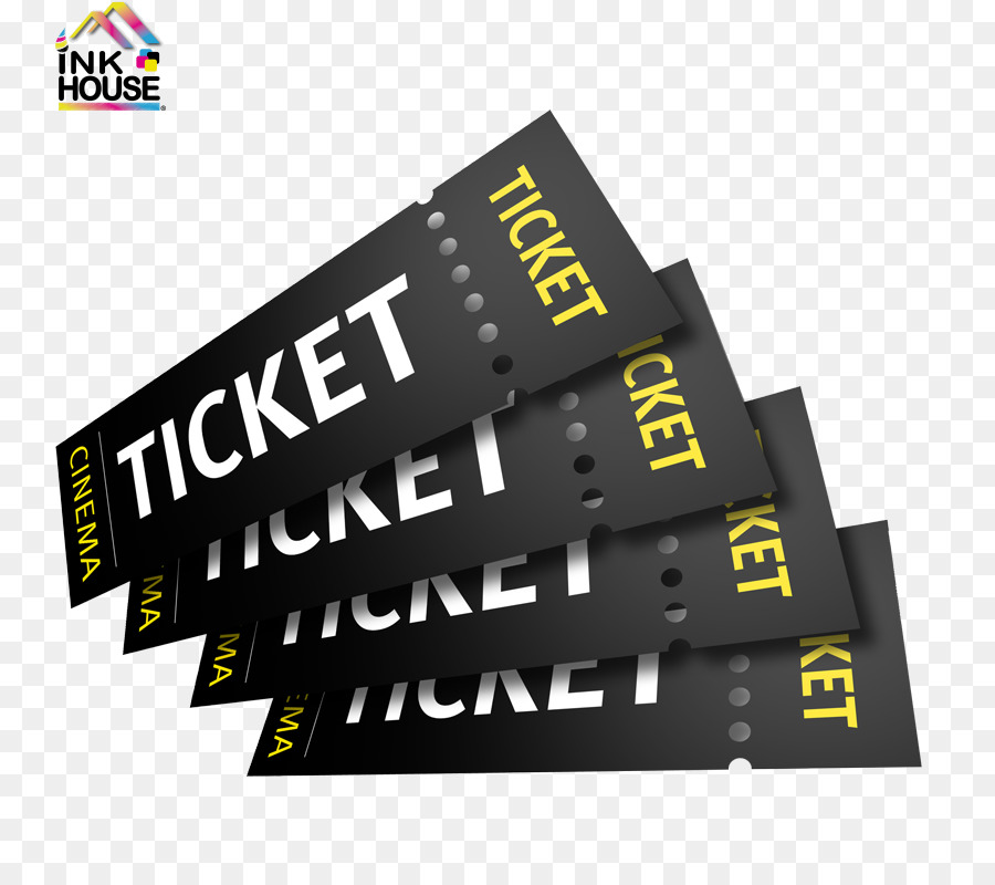 Ticket Paper Printing Sales Concert - thanksgiving raffle ticket png