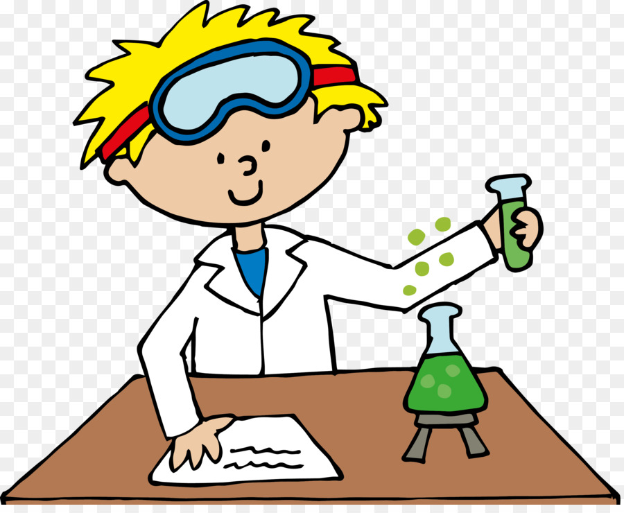 Scientist Science project Clip art - science clipart png download