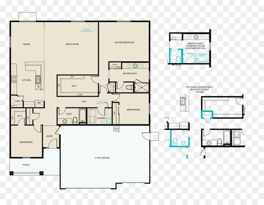 Floor plan Jenuane Communities Wiring diagram House - those things