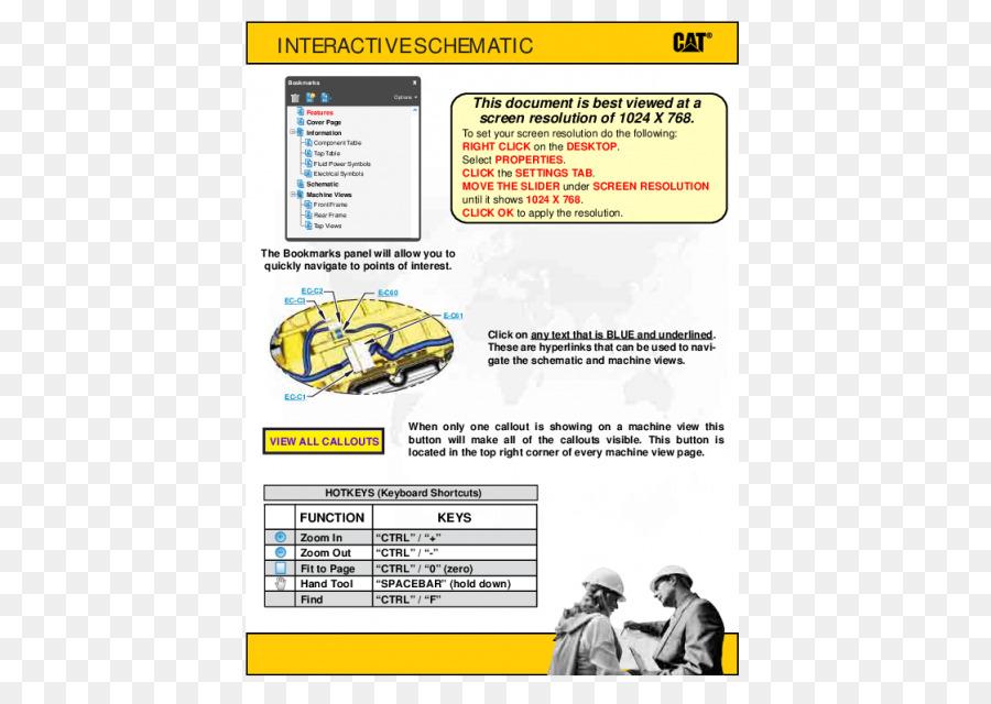 Caterpillar Inc Skid-steer loader Wiring diagram Schematic