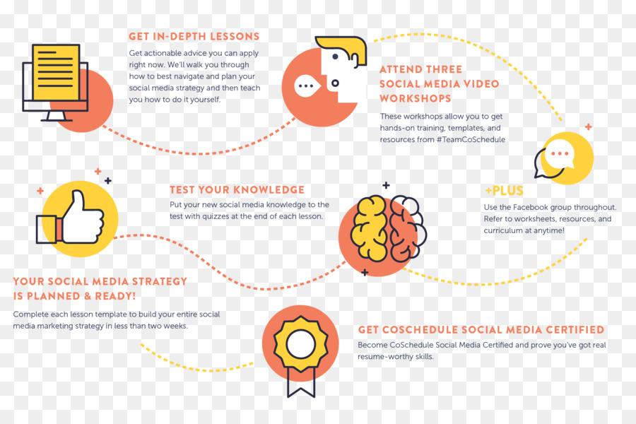Social media marketing Marketing strategy - social studies png