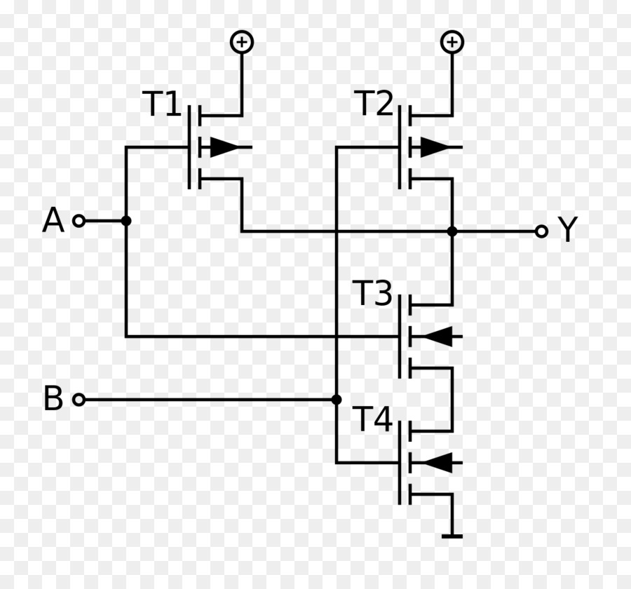 NAND gate CMOS NOR gate Logic gate - others png download - 1117*1024