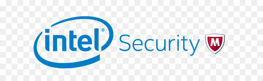 Intel McAfee Computer security VMware Mobile security - intel png