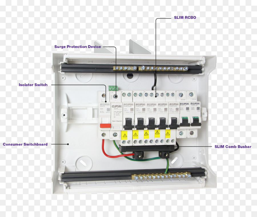 Wiring Up A Switchboard Electronic Schematics collections