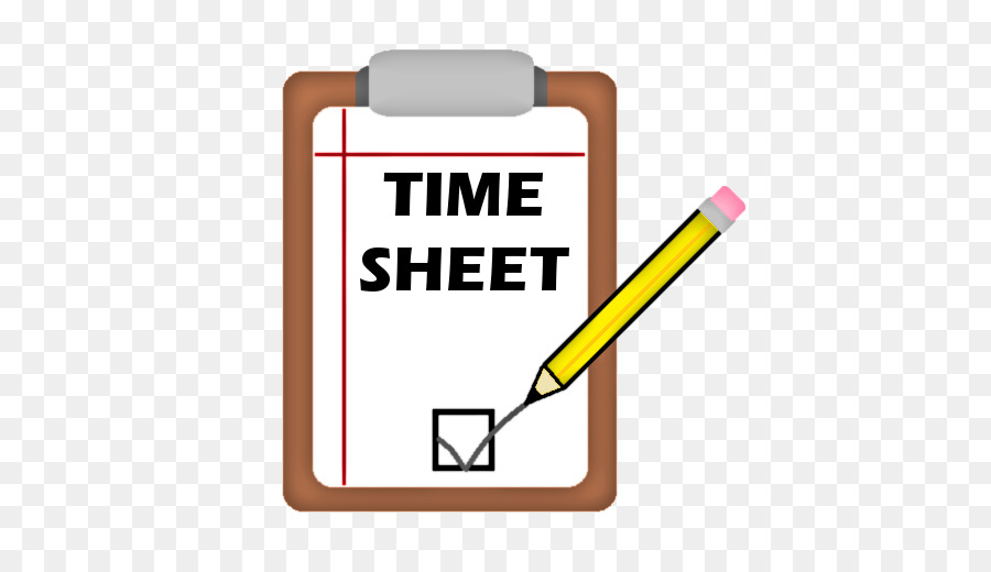 Timesheet Time  Attendance Clocks Paper Clip art - others png