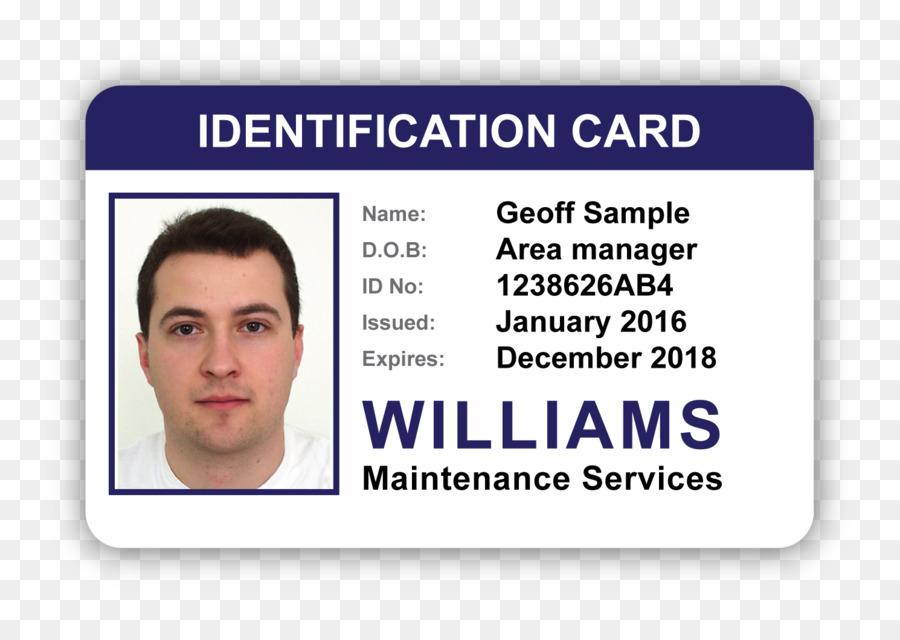 Identity document Photo identification Security hologram Badge - student identification card