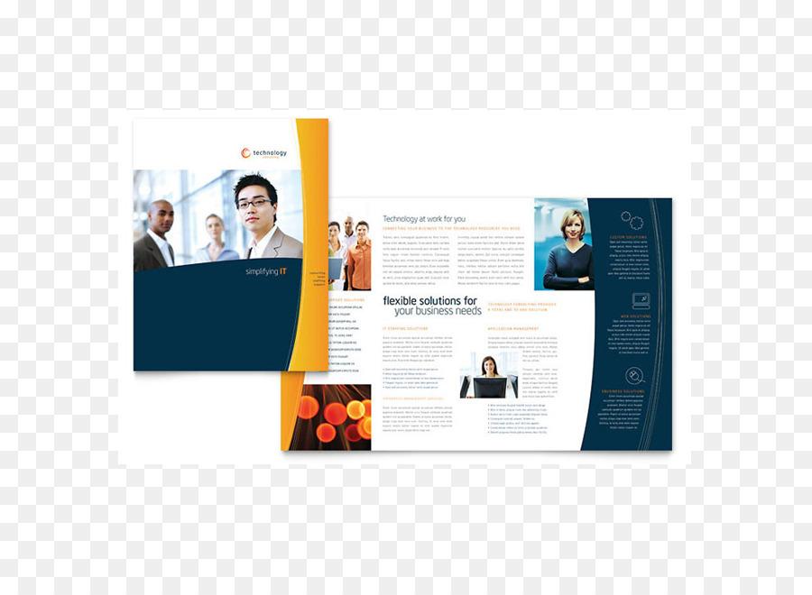 Brochure Template Microsoft Word Flyer Microsoft Publisher - Onepage