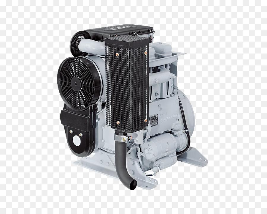Hatz Diesel engine Twin Cylinder - engine png download - 720*720