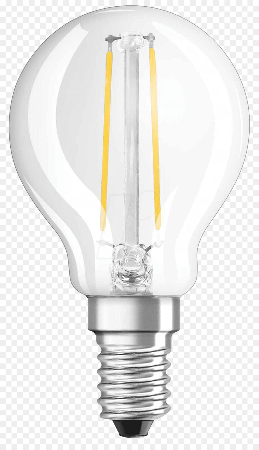 Edison Lampe Led Led Lamp Edison Screw Fassung Osram Lamp Png Download 906 1560