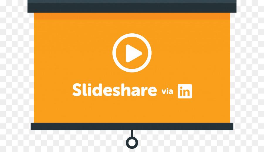 SlideShare LinkedIn Advertising  - Slide Share Png png download