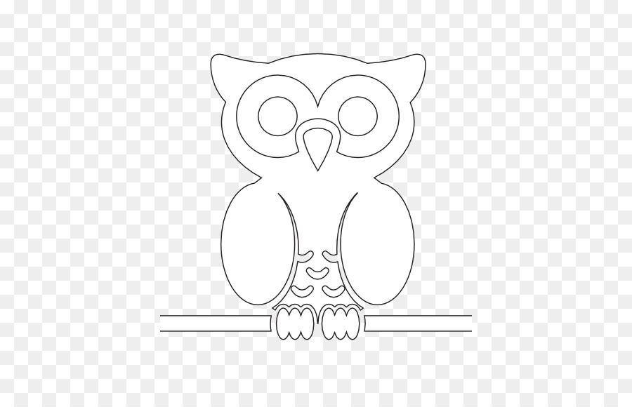 Wiring diagram Vector graphics editor Clip art - Owl black png
