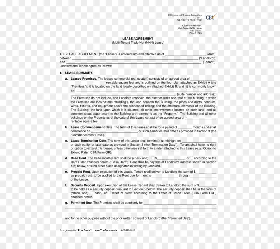 Cattle Net lease Rental agreement Contract - house png download