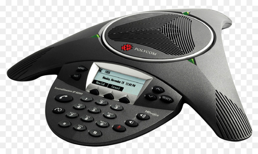 Polycom VoIP phone Telephone Conference call Voice over IP - others