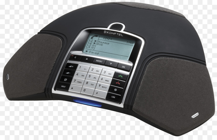 Telephone Conference call Konftel 300IP Voice over IP Session
