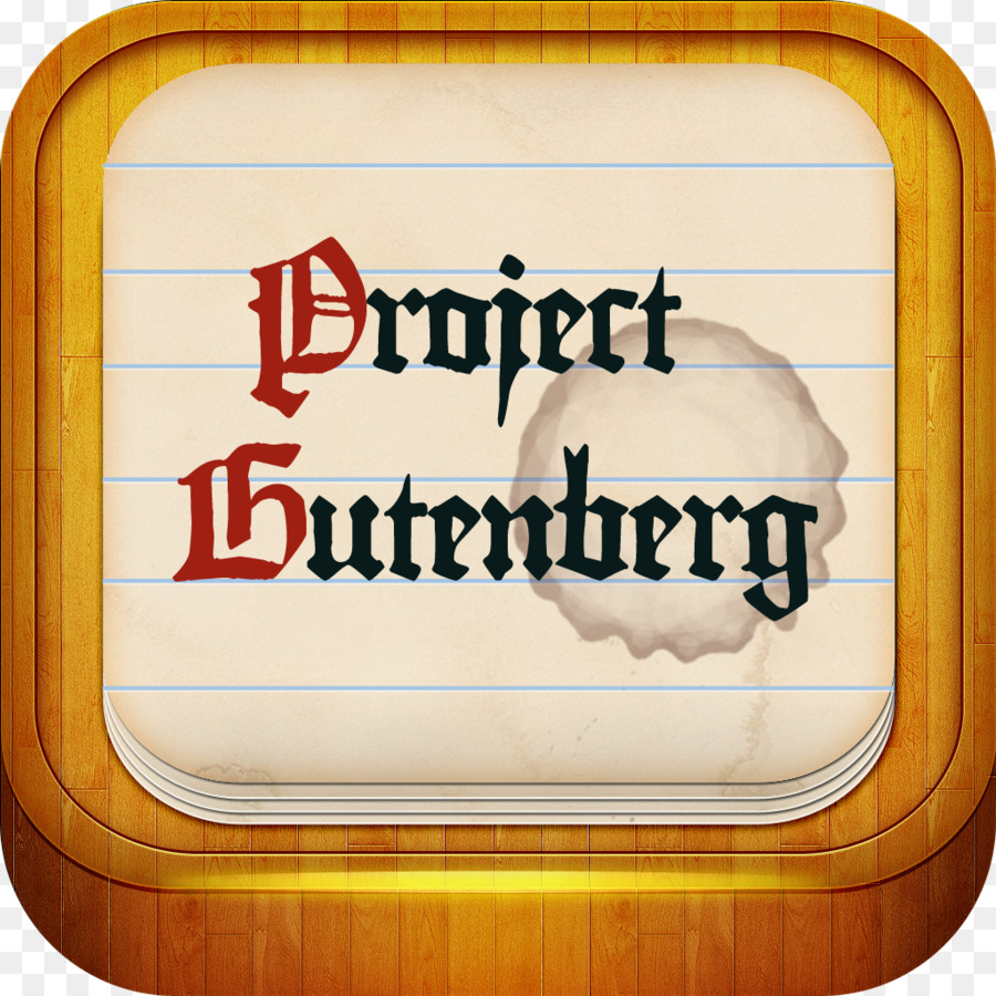 Epub Libr Project Gutenberg E Book Epub Library Book Png Download 1024