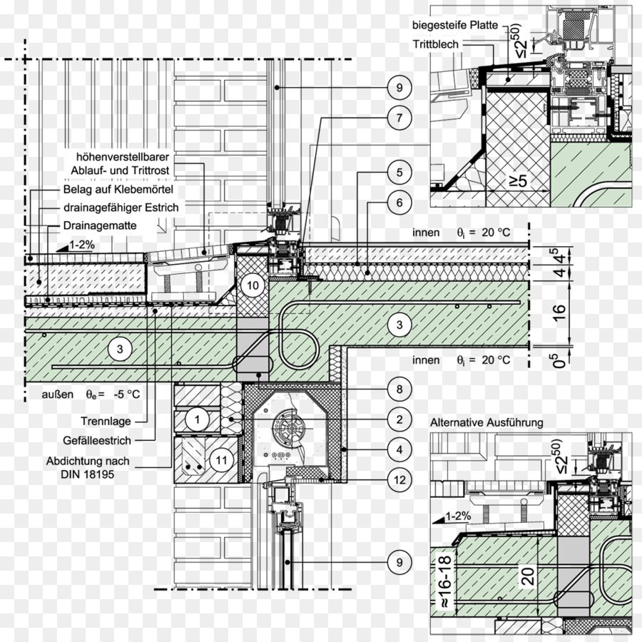 Wc Plan Balcony Technical Drawing Architecture Detail Wc Plan Png