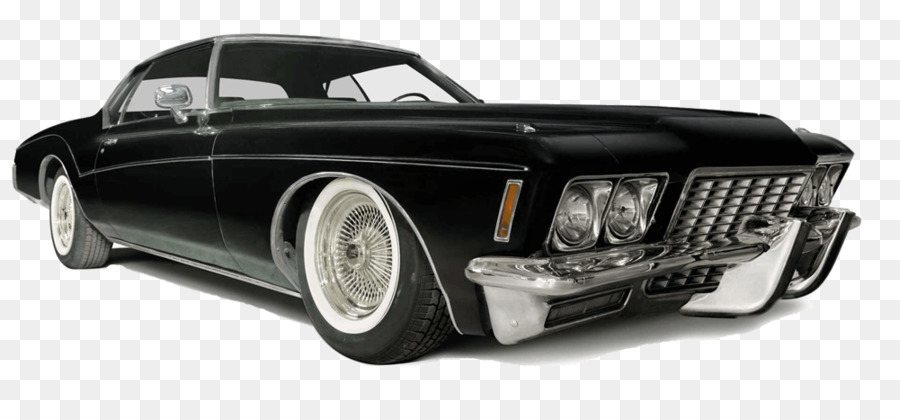 Buick Riviera Full-size car Mid-size car - car png download - 1000