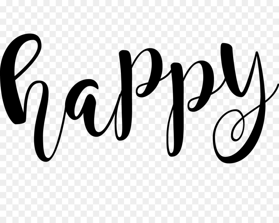 Etiqueta Engomada De Texto - Feliz Cumpleaños letras png dibujo