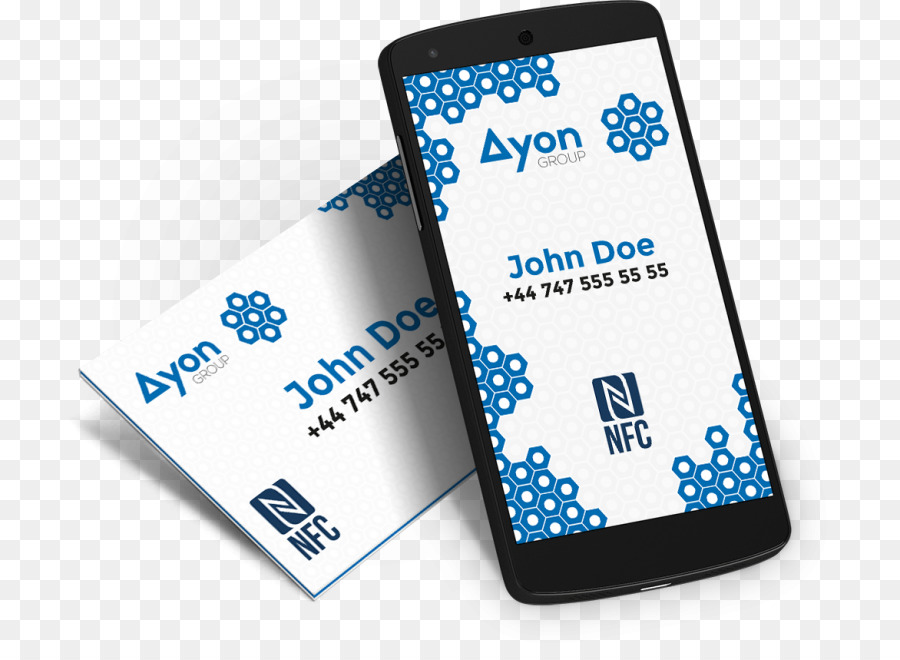 Feature phone Smartphone Business Card Design Paper Business Cards