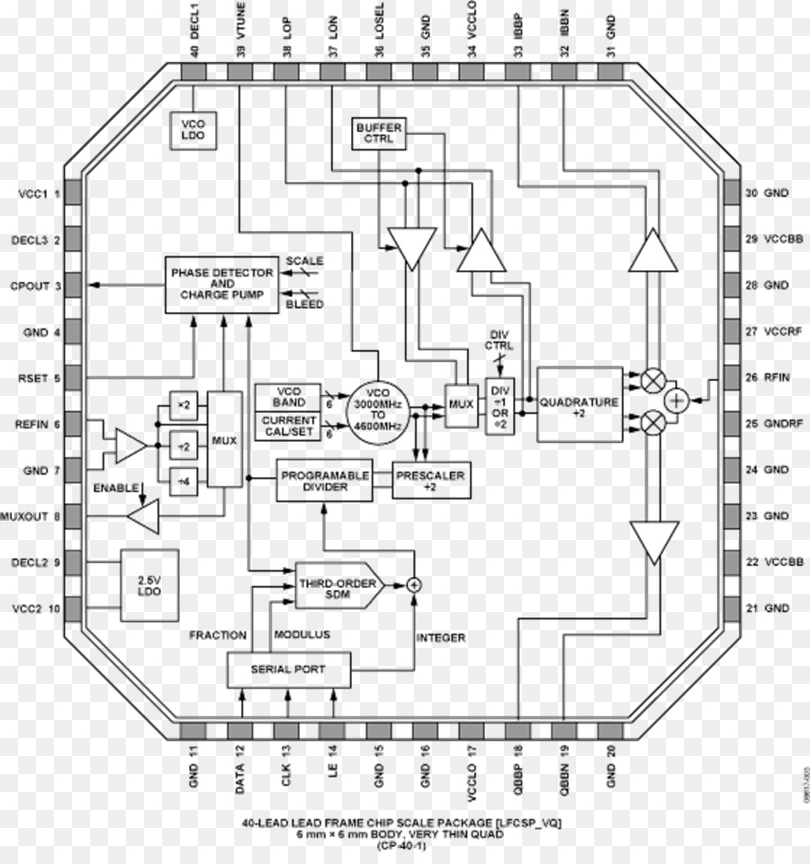 analog telephone wiring diagram