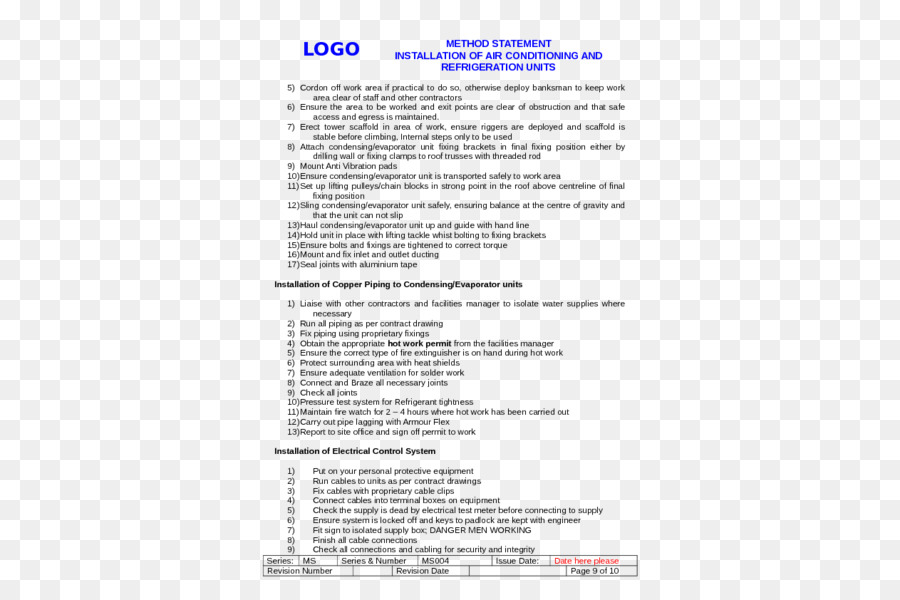 Résumé HVAC Air conditioning Cover letter Template - peking opera