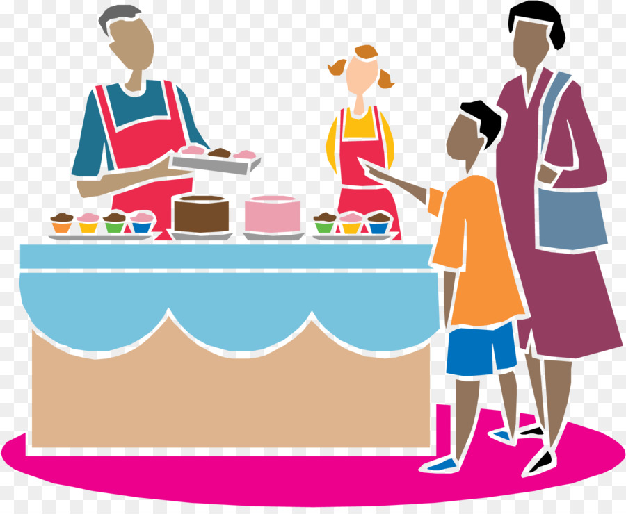 Cakewalk Fundraising Bake sale Clip art - others png download - 1800