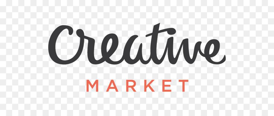 Creative Market Logo Business Online marketplace - word creativity
