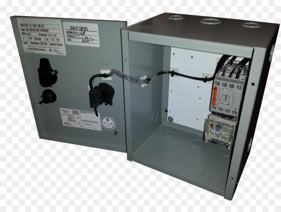Circuit breaker Wiring diagram Magnetic starter Motor soft starter