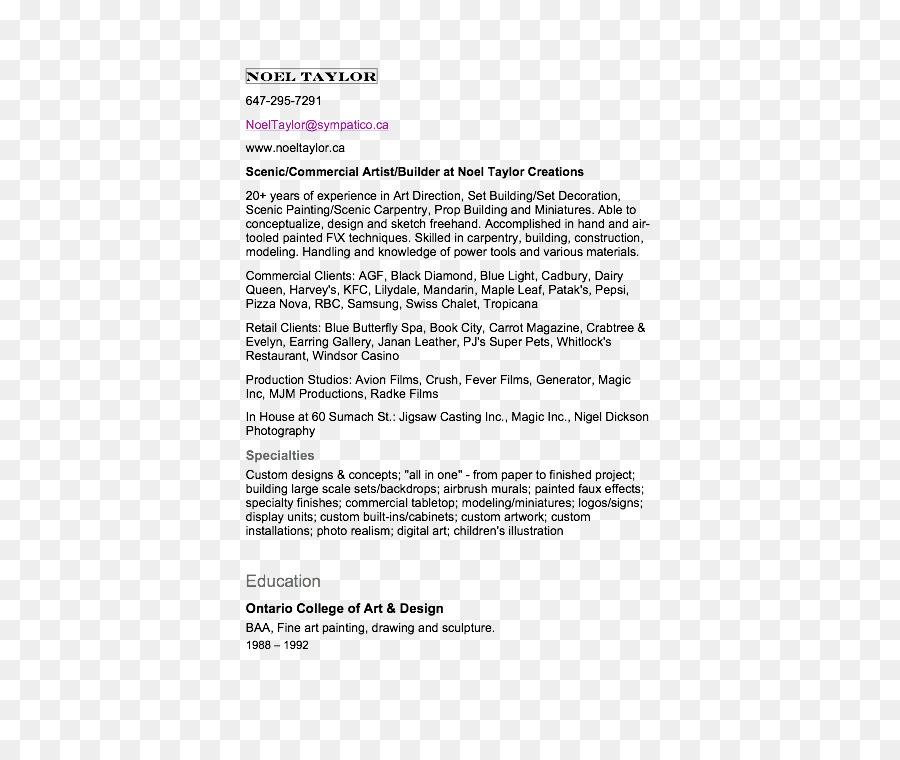 Document Letter of recommendation Résumé Curriculum vitae - cv