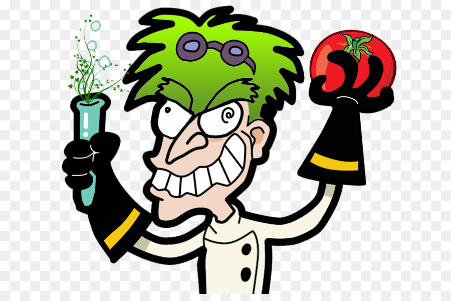 Mad scientist Science Laboratory Clip art - scientist png download