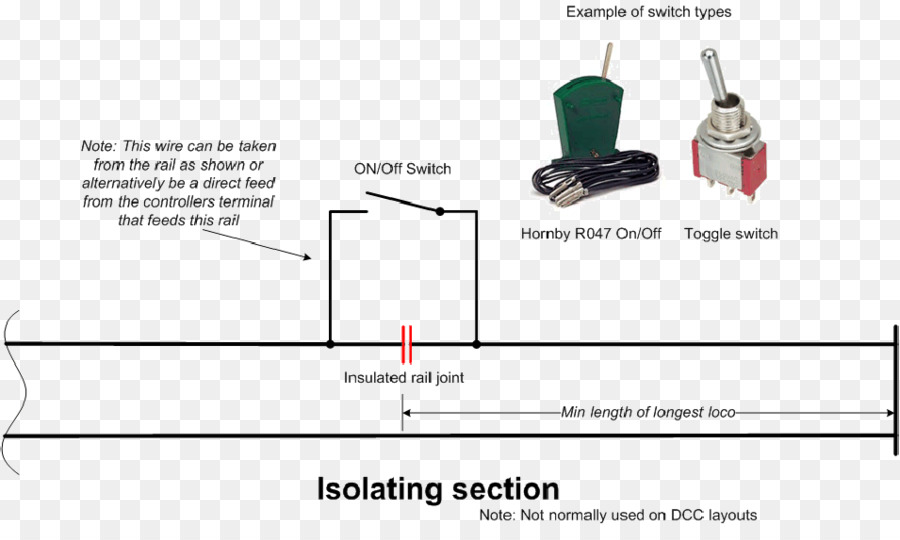 Wiring diagram Electrical Wires  Cable Digital Command Control