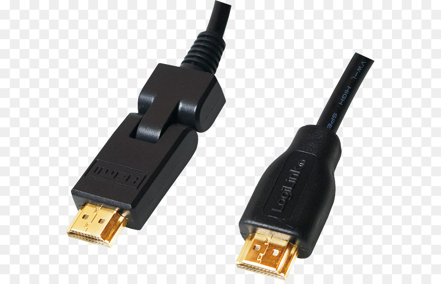 HDMI Electrical cable Mini DisplayPort IEEE 1394 - hdmi cable png