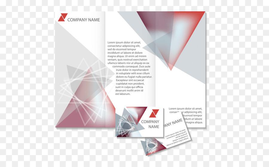 Paper Graphic design - Creative Tri Fold Brochure png download - 568